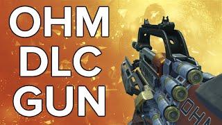 Advanced Warfare In Depth: Ohm Hybrid LMG/Shotgun (Powerful Havoc DLC2 Weapon)
