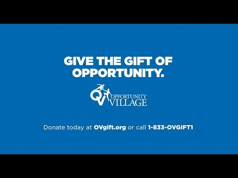 Give the Gift of Opportunity (extended)