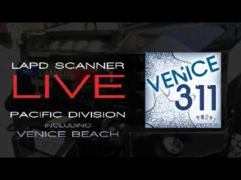 LAPD Venice Beach Police Scanner Live Stream