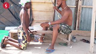 CAPITAL OF LAGOS (full video) - Broda Shaggi Comedy