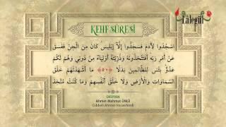 Cübbeli Ahmet Hocaefendi Kehf Sûresi 'ni Okuyor