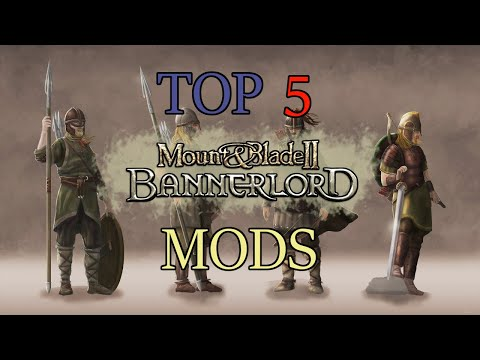 The BEST Modifications Coming to MOUNT AND BLADE 2 BANNERLORD (Bannerlord Mods)