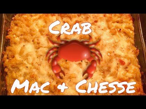 How To Make Crab Mac & Cheese