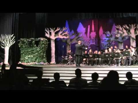 Last Dance performed by Alameda International High School October 24, 2013
