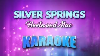 Fleetwood Mac - Silver Springs (Karaoke version with Lyrics)