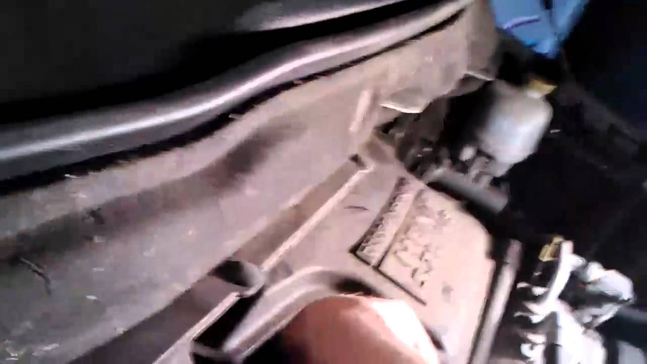 dodge ram purge valve location