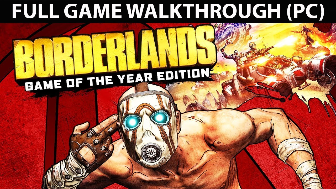 Download Borderlands 1 Remastered Full Game Walkthrough - No Commentary (PC)
