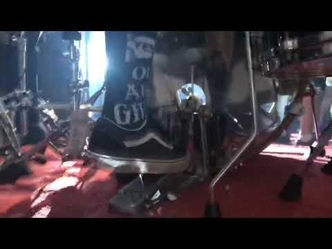 Andyan Gorust Drum Foot Cam - Hellcrust (Rimba Khalayak)