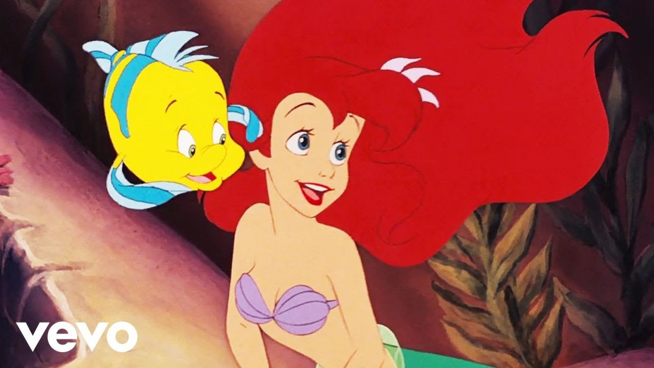 The Little Mermaid  Under the Sea  YouTube