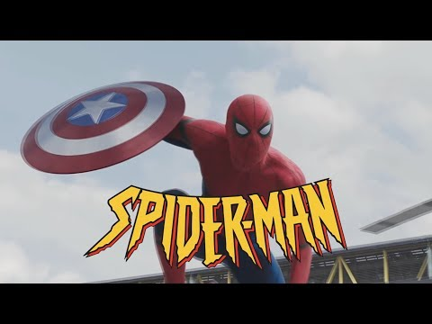 Spider-Man: Homecoming OPENING (1994 Style)
