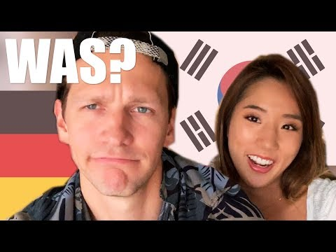 BF SPEAKS ONLY GERMAN to me for 24 HOURS! | YB Chang