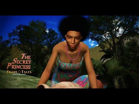 Download The Secret Princess - Princess Sade Story