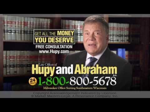 William Shatner: Tell the Insurance Company You Mean Business!
