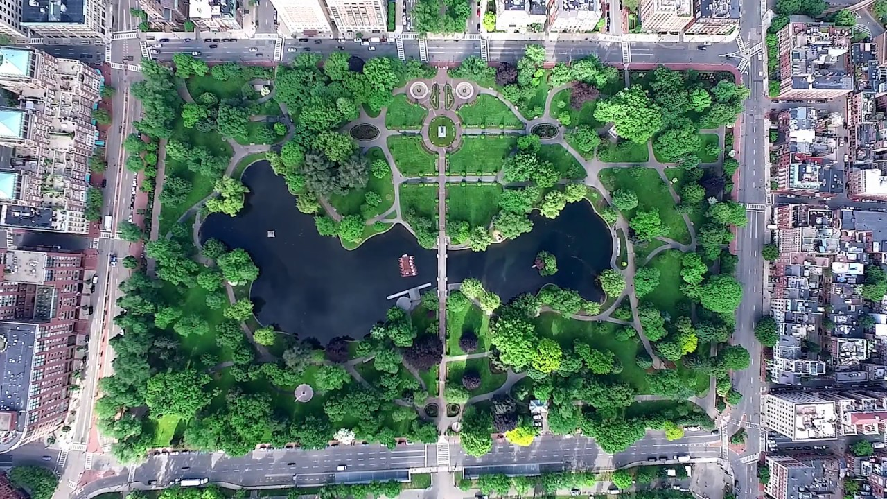 Boston Public Garden Timelapse - YouTube
