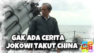 Download Video Gak Ada Ceritanya Jokowi Takut China Gara-Gara Hutang! MP3 3GP MP4