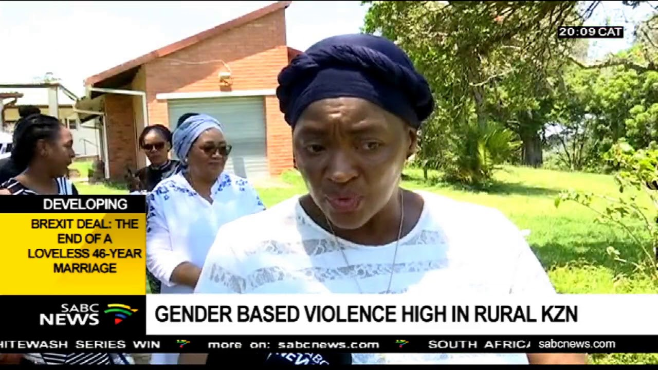 GBV rife in rural KZN