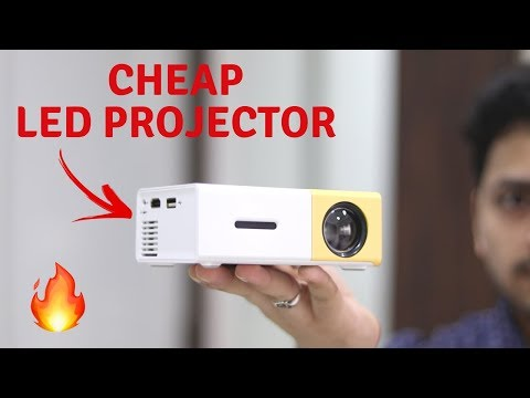 Budget LED Projector