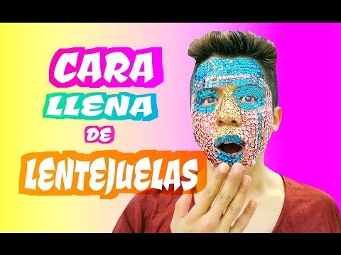 CARA LLENA DE LENTEJUELAS  | Extra Palomitas Flow | 101 capas | Carlos Panela