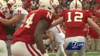 Highlights: Offense shines in spring game 2017