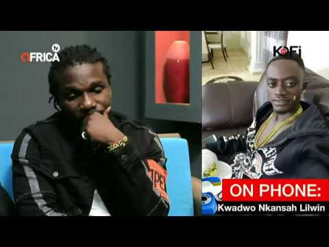 KWADWO NKANSA LIL WIN VRS EX-MANAGER AND PROPHET NIGEL GAISE LIVE ☄️🔥