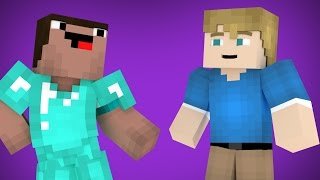 Minecraft Blender Character Rig - FREE DOWNLOAD