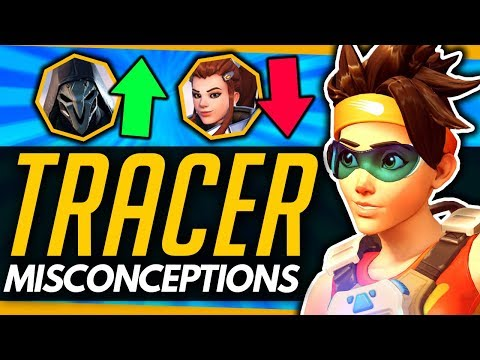 Overwatch | The Tracer MISCONCEPTION - Armour Patch WINNERS and Losers thumbnail
