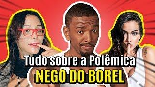 Transfobia! Polêmica Nego do Borel vaiado, Luíza Marilac, Anitta, Carlinhos Maia