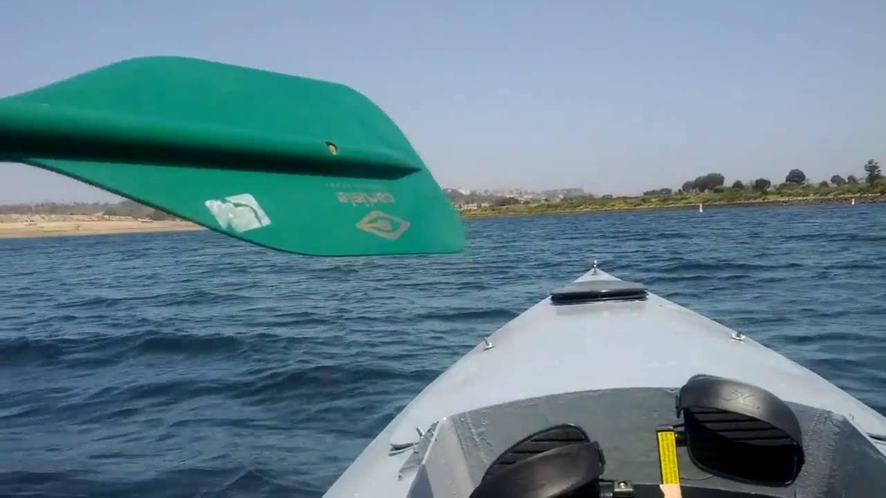 Angus Rowboats Expedition Rowboat/Mirage Drive 2016-11-11