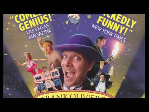 Frank Olivier's Twisted Cabaret Promo
