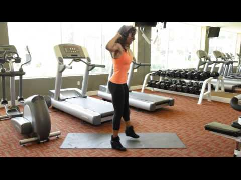 How to Burn Leg Fat With Squats & Lunges