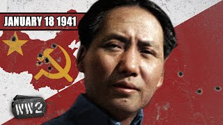 Mao Against Everyone - China at War and Civil War - WW2 - 073 - January 18, 1941