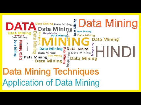 Data Mining Techniques Explained In Hindi