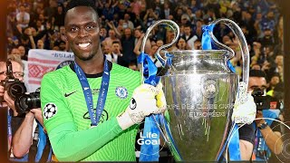 Edouard Mendy's Inspring Journey: From Unemployment To One Of The Best Goalkeepers In The World