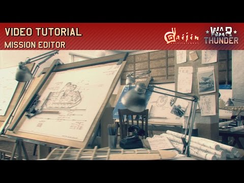 War Thunder - CDK: Mission Editor (Part 1)