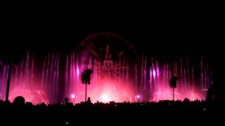 DCA: World of Color - So Close / Finale (Blue Section)