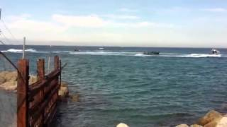 Part 3: Spanish Jet Ski Incident with Gibraltar Police At Eastern Beach