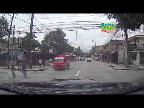 Drive Trip!! - South triangle & Bgy Sacred Heart Quezon City / Philippines