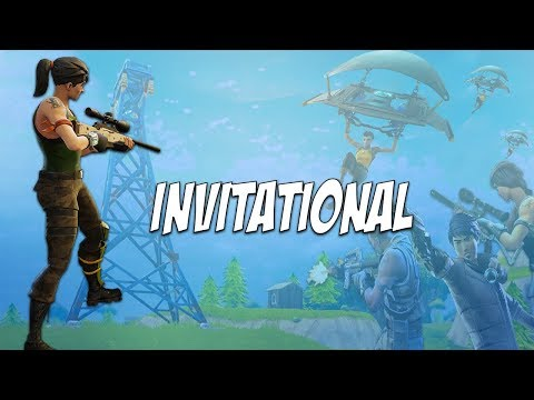 Fortnite INVITATIONAL! All TOP PLAYERS! Level 100 (Fortnite Battle Royale)