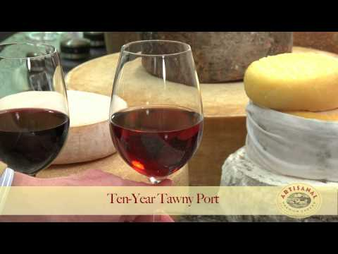 Cheese Gifts - Cheese and Wine Pairing