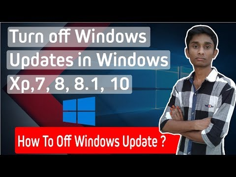 how to stop windows 8 auto update