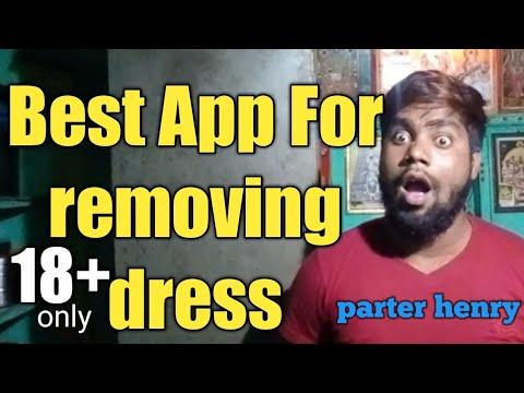 dress remover app