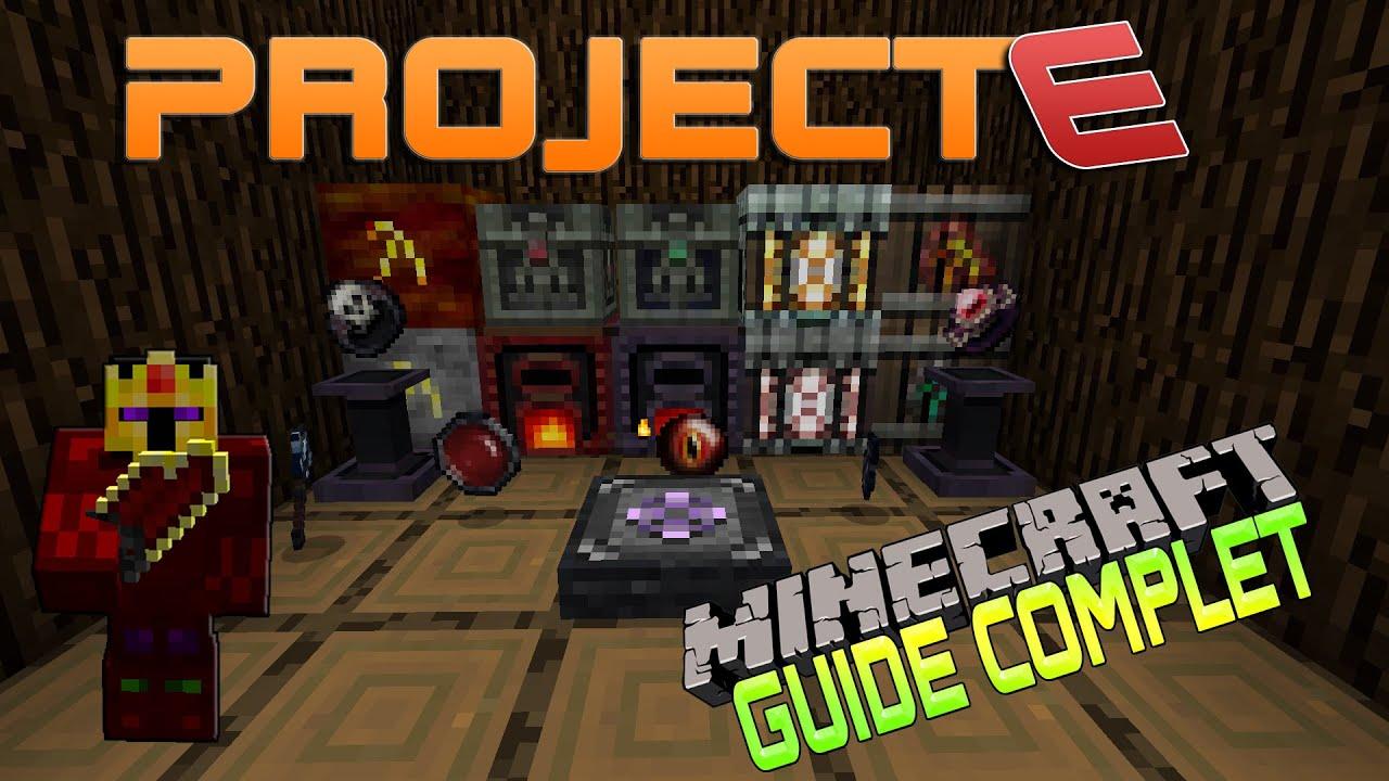 minecraft projecte 1.10.2