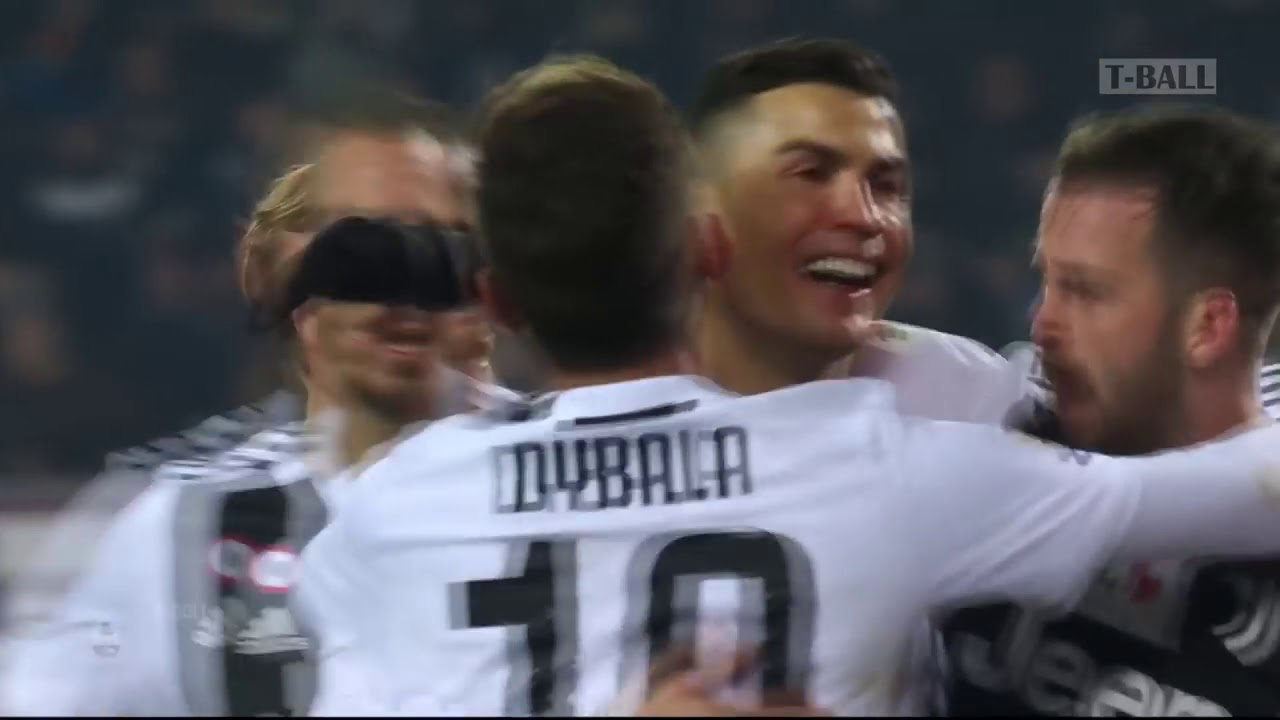 Download Cristiano Ronaldo • All 17 Goals for Juventus 2018 19 • His First Half Season for Juventus HD
