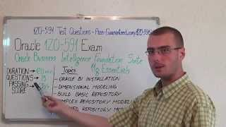 1Z0-591 – Oracle Exam Business Intelligence Test Foundation Questions