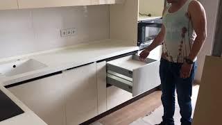 Красивая Кухня с качественным наполнением (обзор)