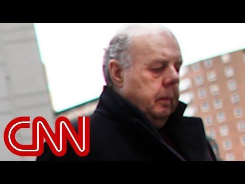 John Dowd resigns as Trump's lead lawyer