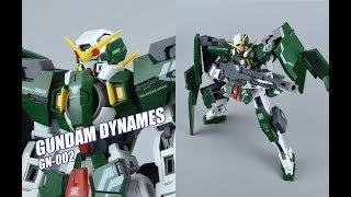 【评头论足】狙击天使降临!万代MG 力天使高达 模型介绍 GUNDAM Dynames GUNPLA REVIEW