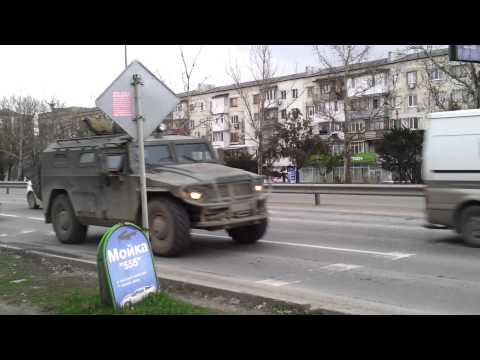 Крым. Симферополь. Русские