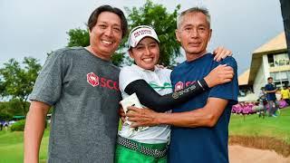 Golf Focus  Exclusive Interview โปร จีน อาฒยา ฐิติกุล