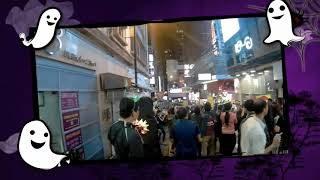 Halloween at Hong Kong 2017 - 2017香港的萬聖節